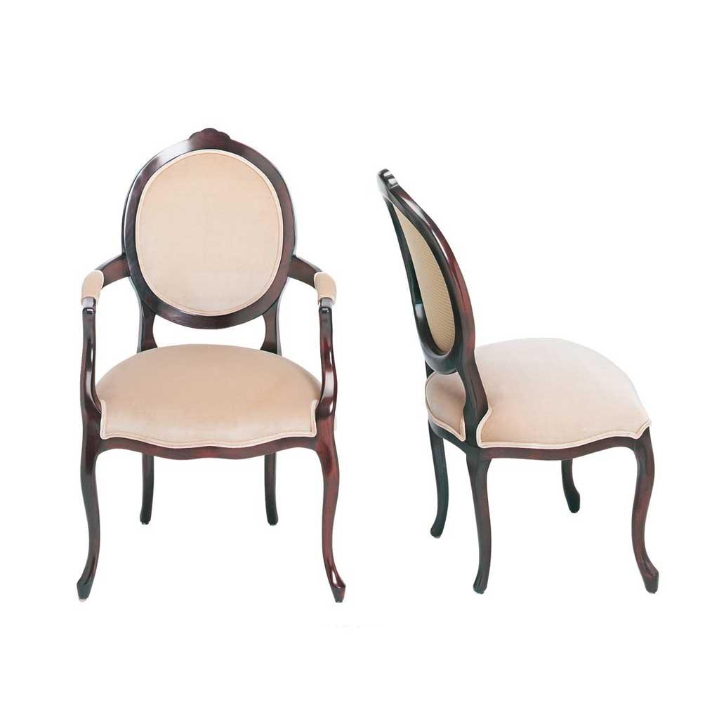Louis Phillipe Chair Deaurora Showroom