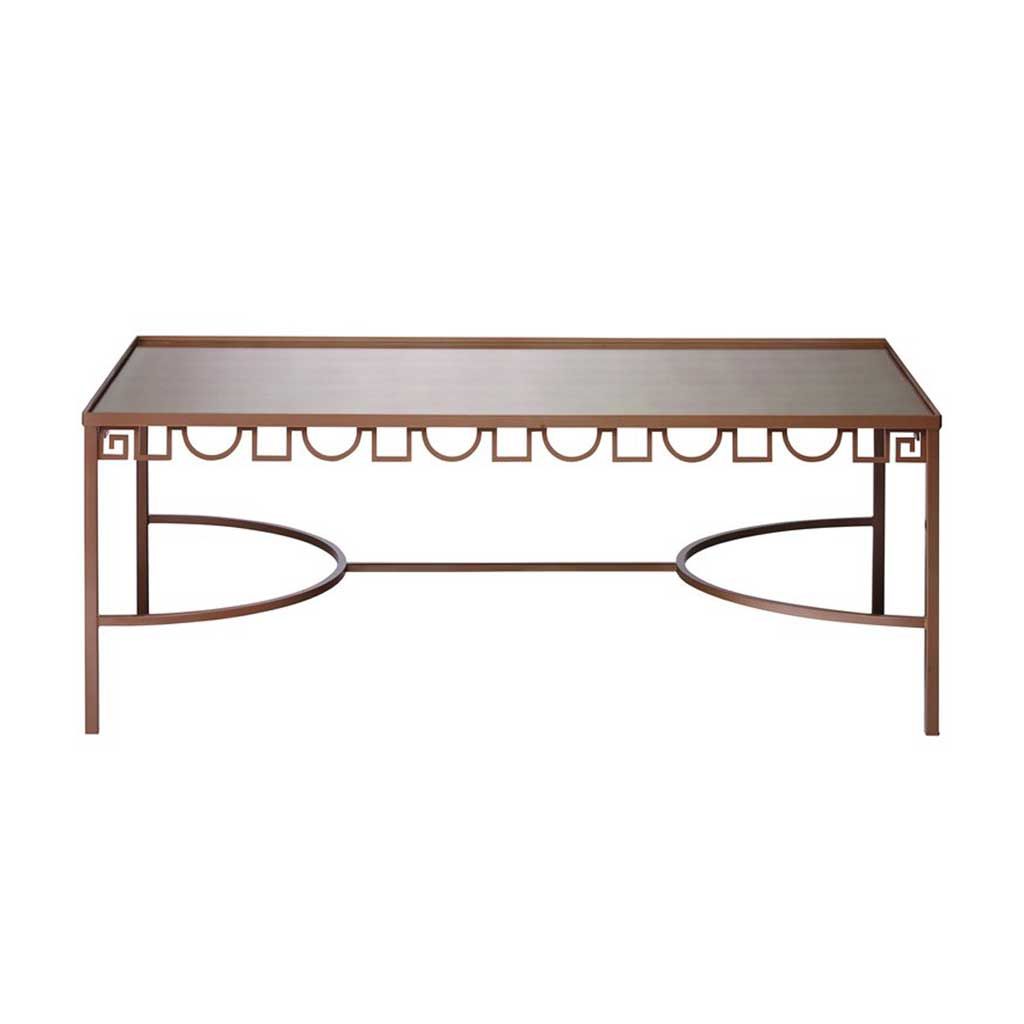 Lucy Mirrored Coffee Table: Celia Coffee Table