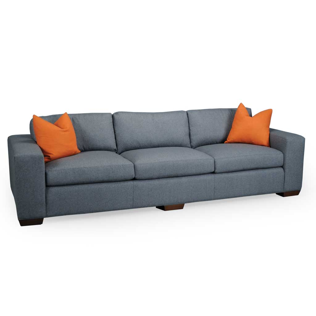 Cubbage 3 Cushion Sofa – deAurora Showroom