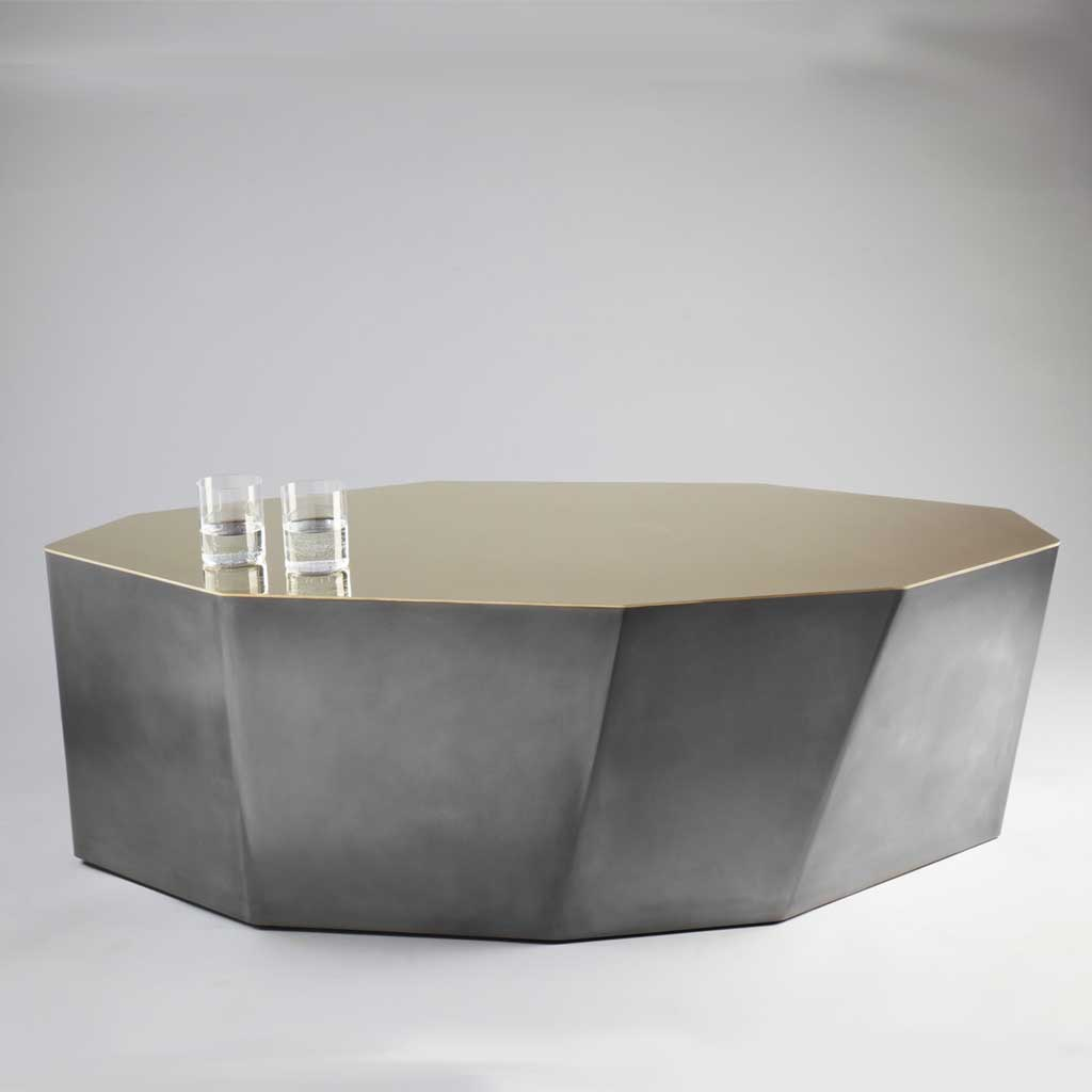Monolithic Coffee Table