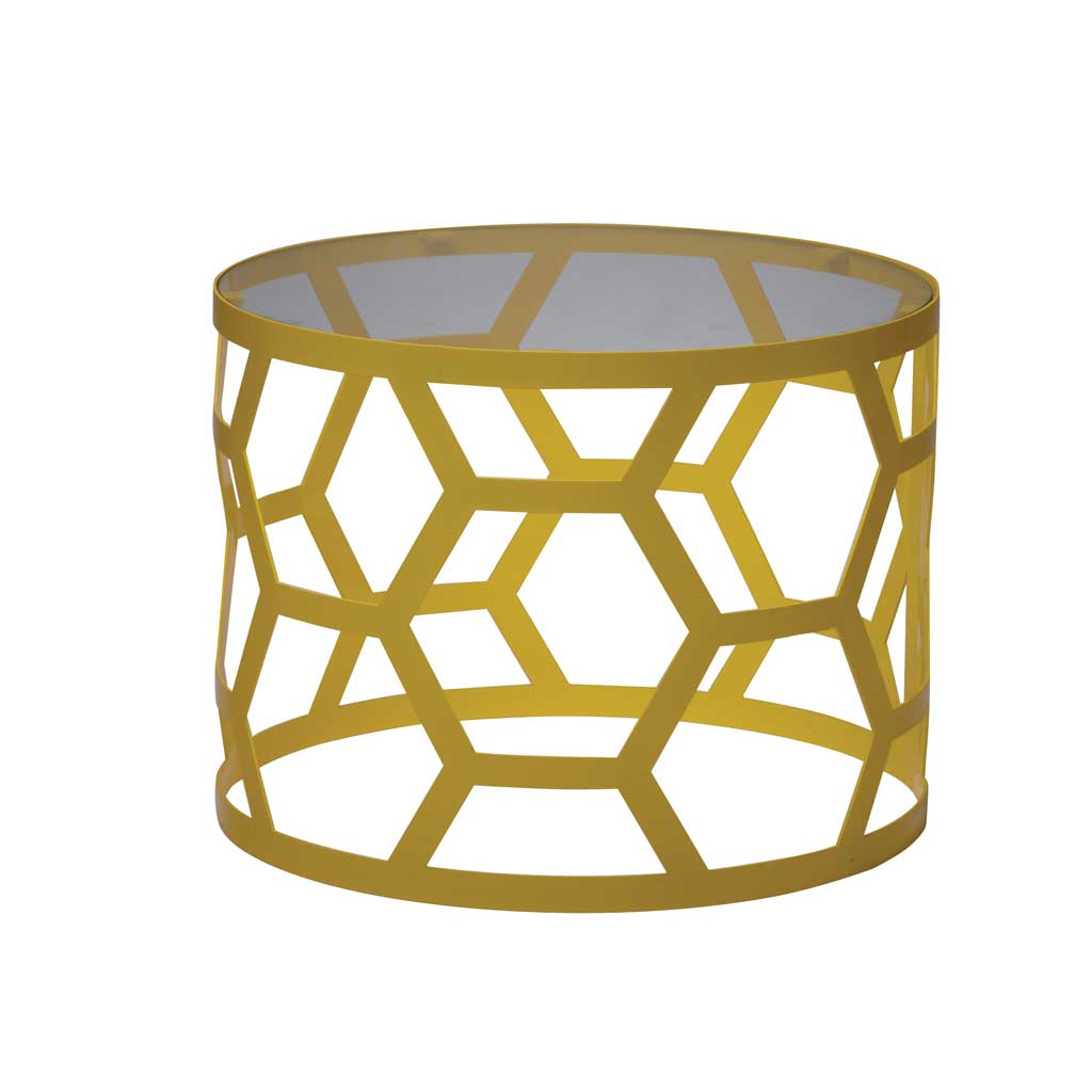 Vogue Round Honeycomb Table